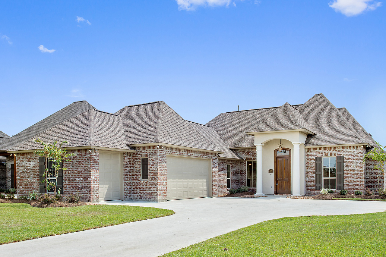 Baton rouge real estate prairieville homes gonzales for Home builders in louisiana